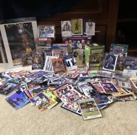 MULTI-SPORT MYSTERY PACK FOOTBALL/BASKETBALL 3-5 HITS, 15 Cards Offers Accepted