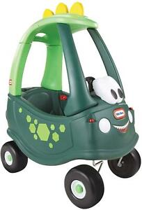 Little Tikes Dino Cozy Ride On Coupe Car