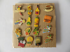 Lot Pin's Vintage Lapel Pin Advertising Tropico Choky Jim Tonic