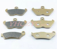Front & Rear Brake Pads For BMW R1100 GS 1993-1999 R1100 R 1993-2006 1994 1995