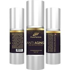 Anti Aging Cream Luxury Skin Care Treatment for Face and Neck by Pure Particle