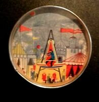 "Vintage Dexterity Puzzle Game ""CIRCUS"" made in Federal Republic of Germany"