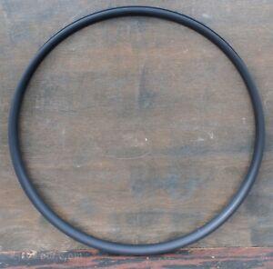 """29"""" Velocity Blunt 35 Bicycle RIM TOC 28"""" Wood Wheel Vintage Prewar Cruiser Bike"""