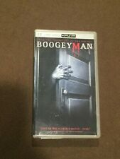 Sony PlayStation PSP UMD Video Movie Boogeyman 2004