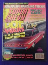 SUPER CHEVY - THE D.O.T. WARS - June 1993 vol 22 #6