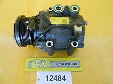 Air Conditioning Compressor Ford Fiesta V 6S6H19D629CA Nr.12484/E