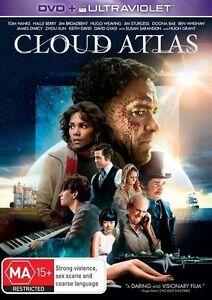 Cloud Atlas (DVD, 2012)