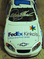 Denny Hamlin Autographed Rookie 1/24 FEDEX Signed KINKO's  RARE  1 of only 144