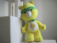 "GIANT Big Jumbo Care Bears FUNSHINE BEAR 29"" Plush Stuffed Animal"