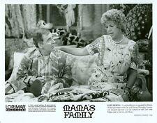 KEN BERRY VICKI LAWRENCE MAMA'S FAMILY '87 NBC TV PHOTO