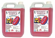 Confezione 2 - 5 litri Heavy Duty Bouncy Castle, GONFIABILE CLEANER DEGREASER