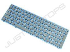New Genuine Lenovo IdeaPad G570 US English International Blue Keyboard 25013195