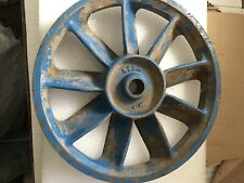 Jenny Emglo Compressor Flywheel 1 Groove K23a 10 38 Used