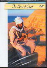 THE SPIRIT OF EGYPT - VARIOUS ARTISTS - DVD (NUOVO SIGILLATO)