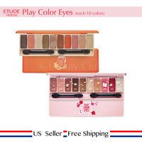 Etude House Play Color Eyes #Cherry Blossom, #Juice Bar + Free Sample [ US ]