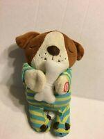 "Hallmark Talking Dog 10"" Plush Stuffed Animal"