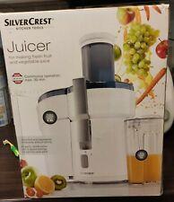 Silvercrest Juicers & Presses for sale