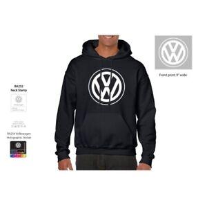Volkswagen Kapuzenpullover ORIGINAL Hoodie VW Shirt Golf Polo Bulli Bus Käfer GT