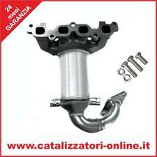 Catalizzatore Ford Fiesta , Fusion 1.25-1.4  02-