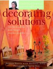 Debbie Travis' Decorating Solutions: More than 65 Paint and Plaster-ExLibrary