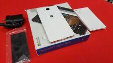 NEW INBOX Nokia Lumia 650 Windows Phone GSM GLOBAL Unlocked - OEM EXTRAS. WHITE