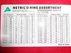 007006 ASSORTIMENTO 386 PZ  GUARNIZIONI OR  O-RING ORING OR METRICI IN CASSETTA