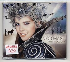 Victoria Swarovski Maxi-CD There's a Place For Us 2-tr. let's dance  supertalent