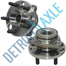 New (2) Front Wheel Hub & Bearing Assembly for Buick Cadillac Chevy Pontiac