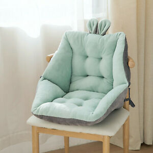 Rocking Recliner Lounge Arm Chair Fabric PP Cotton Breathable Cushion Pad 45x45