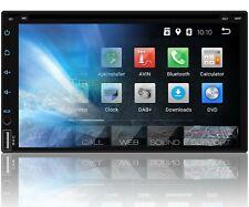 Tristan Auron Android Autoradio mit Bluetooth Navigation Navi 2 Doppel DIN DVD