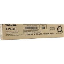 ORIGINALE TONER TOSHIBA T-2450E BK NERO PER Toshiba E-Studio 195 195i 223 225