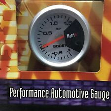 Haigh Matrix performance Automotive Gauge