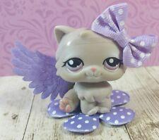 Littlest Pet Shop Katze Perser #263 Persian Cat LPS + Accessoires