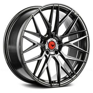 Vorsteiner V-FF 107 20x10.5 5x114.3 45C / 64.1 CB (Tesla 3) - Carbon Graphite