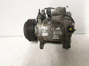 BMW 3 SERIES E90 2006-11 2.0 DIESEL A/C AIR CONDITIONING PUMP GE447260-3821 #66