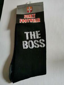 Men's THE BOSS Socks