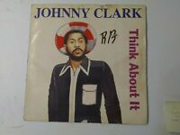 Johnny Clarke-Think About It Vinyl LP 1988 DIGI ROOTS REGGAE