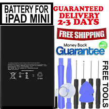 "New Replacement Battery Fits For iPad Mini 1 7.9"" A1432 A1454 A1455 US 4440mAh"