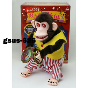 YAMANI Musical Jolly Chimp Monkey Doll Toy Story Naughtiness Cymbals Toy Story