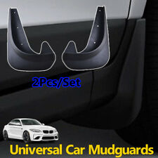 Universal Car Mud Flaps Splash Guards Mudgurads Mudflaps Fender Black