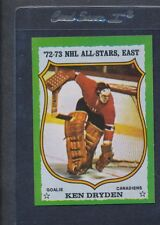 1973/74 Topps #010 Ken Dryden All Star NM/MT *530