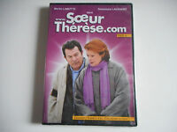 DVD NEUF- WWW. SOEUR THERESE. COM - DVD 6- 2 EPISODES - M. LAMOTTE / D. LAVANANT