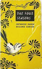 The Four Seasons Japanese Haiku Book Second Series Peter Pauper Press1958