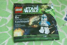 LEGO STAR WARS CLONE WARS CLONE TROOPER LIEUTENANT 5001709 6047522 NEW SEALED