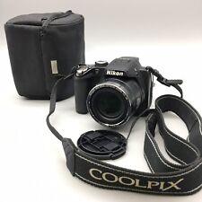 Nikon Coolpix P100 Digital Camera and Bag - Fast Shipping - H14