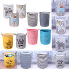 Large Kid Baby Clothes Toys Storage Basket Laundry Hanging Drawstring Hamper Bag