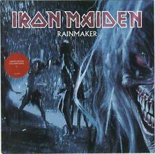 """IRON MAIDEN - RAINMAKER - LIMITED BLUE VINYL 7"""""""