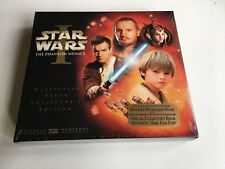 STAR WARS Episode I: The Phantom Menace VHS Widescreen Collector's Edition. NEW!