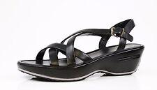 "Cole Haan Nike Air Regina Lo Black Sandals ""Lantern"" Size 9.5 B E8133 NEW!"