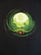 Hobbit Hole Window Looking out - Lord of the Rings T-Shirt